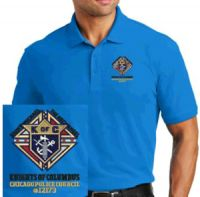 Golf Polo Shirt 40/60 Blend